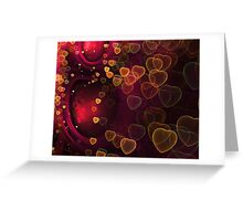 Faded Love Greeting Card