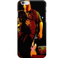 Rock Band on Stage. iPhone Case/Skin
