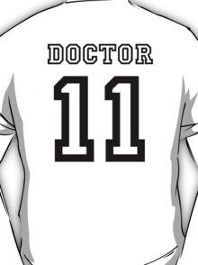 Doctor 11 Jersey T-Shirt