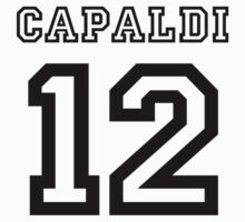 Capaldi 12 Jersey Kids Clothes