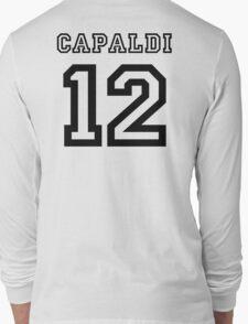 Capaldi 12 Jersey Long Sleeve T-Shirt