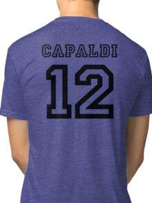 Capaldi 12 Jersey Tri-blend T-Shirt