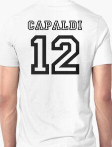 Capaldi 12 Jersey Unisex T-Shirt