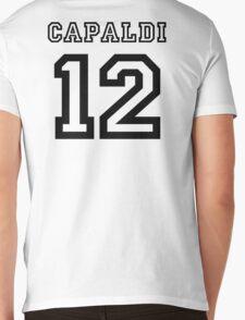 Capaldi 12 Jersey Mens V-Neck T-Shirt