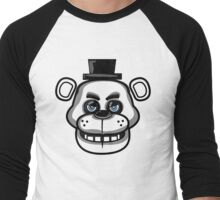 Multicolor Freddy Men's Baseball ¾ T-Shirt