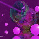 Purple Ray by Dean Warwick