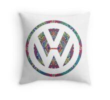 Volkswagen Bohemian Throw Pillow