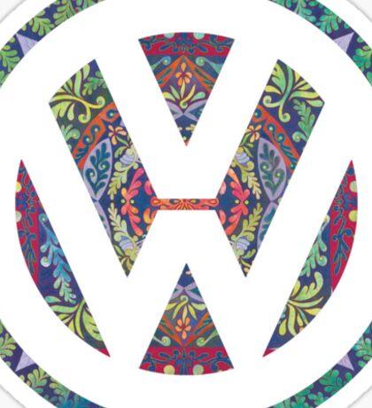Volkswagen Bohemian Sticker
