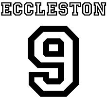 Eccleston 9 Jersey by tardisimpala221