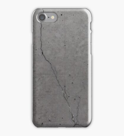 Cement / Concrete / Stone texture vintage design iPhone Case/Skin