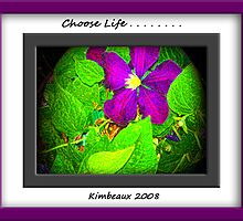 Choose Life by kimbeaux1969