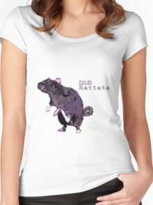 Rattata Women's Fitted Scoop T-Shirt