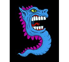 Sea Dragon Horse Monster Thing 5 Photographic Print