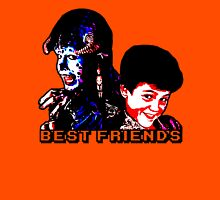 Best Friends - Under the Bed Unisex T-Shirt