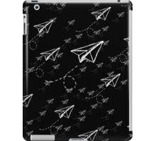 Paper Airplane 124 iPad Case/Skin