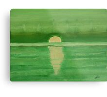 Intracoastal original painting Metal Print