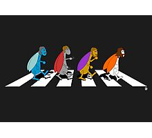 Beetles on Abbey Road ART Photographic Print