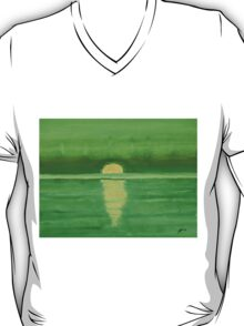 Intracoastal original painting T-Shirt