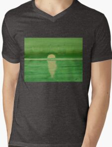 Intracoastal original painting Mens V-Neck T-Shirt