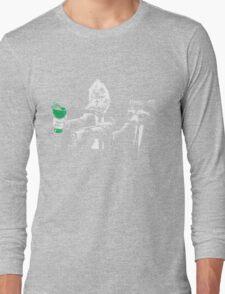 Galaxy Fiction Long Sleeve T-Shirt