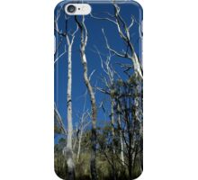 Death On The Carro Track iPhone Case/Skin