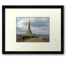The Temple............................................Derry/Londonderry Framed Print