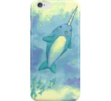 Starry Narwhals iPhone Case/Skin