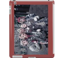 Carnaval  with my inventions on light OKAIO that creates a real RELIEF and Studio Portable OKAIO  01 (c)(t)  by Olao-Olavia / Okaio Créations 1998 iPad Case/Skin