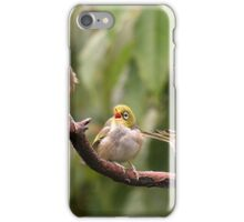 The whole family gathered for a feed.......! iPhone Case/Skin