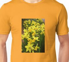"""A Host Of Golden Daffodils"" Unisex T-Shirt"