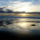 Sunrise, Alexandra Heads, Sunshine Coast by smallan