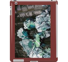 Carnaval  with my inventions on light OKAIO that creates a real RELIEF and Studio Portable OKAIO  02 (c)(t)  by Olao-Olavia / Okaio Créations 1998 iPad Case/Skin