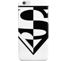 Superman Good and Evil iPhone Case/Skin