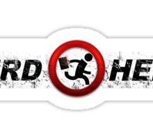 Nerd Herd Sticker