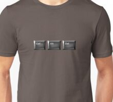 Ctrl-Alt-Del Me... Please Unisex T-Shirt