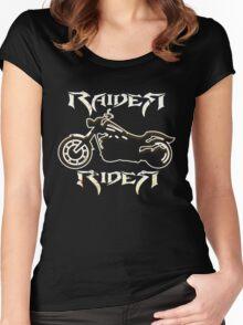 Yamaha Raider Women's Fitted Scoop T-Shirt