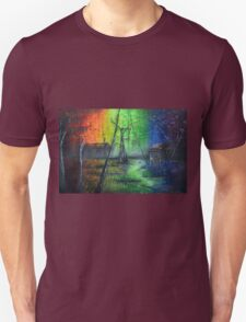 Back In The Bayou By Sherry Arthur T-Shirt