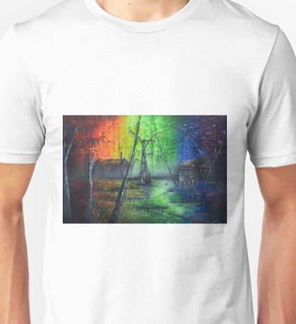 Back In The Bayou By Sherry Arthur Unisex T-Shirt