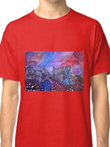Find Me In The Land Of Lost Time By Sherry Arthur Classic T-Shirt