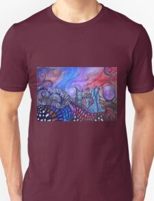 Find Me In The Land Of Lost Time By Sherry Arthur T-Shirt
