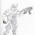 Trooper by Jack Nicholson