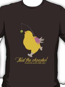 Feed the chocobo! T-Shirt