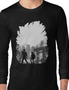 The Last of Us : Limbo NEW edition  Long Sleeve T-Shirt