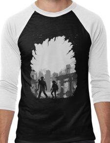 The Last of Us : Limbo NEW edition  Men's Baseball ¾ T-Shirt