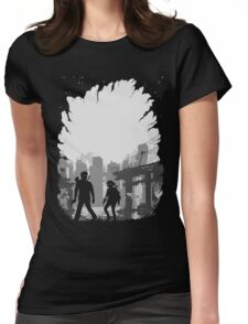 The Last of Us : Limbo NEW edition  Womens Fitted T-Shirt