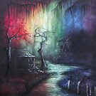 Colorful Days Down In The Bayou by Sherry Arthur