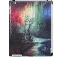 Colorful Days Down In The Bayou iPad Case/Skin