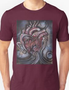 All About The Heart By Sherry Arthur T-Shirt