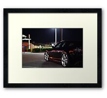 rx8 Framed Print