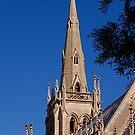 Gothic  Church by Francesca Rizzo
